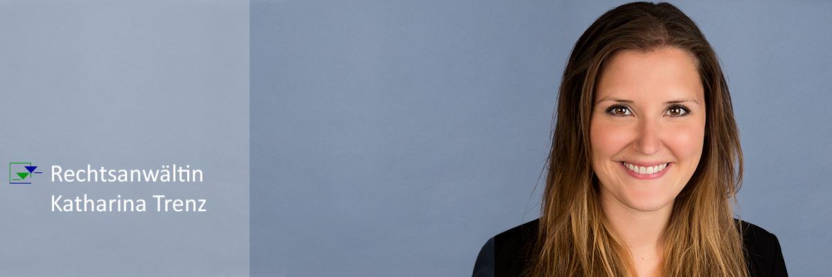 Rechtsanwältin Katharina Trenz
